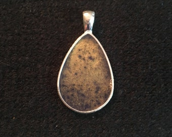 "Small ""Mermaid Glass"" pendant"