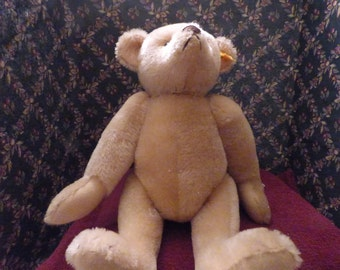 "1984,  15"" Steiff Bear"