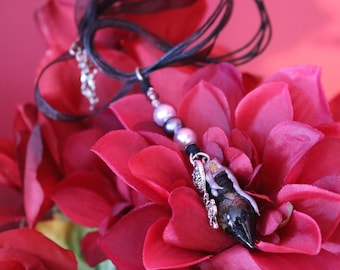 Hekate Witch Bottle Necklace