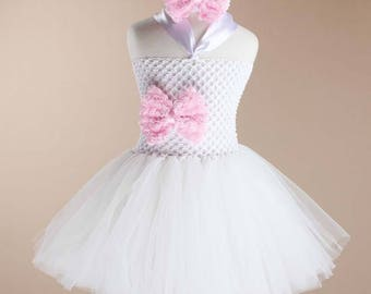 SALE SALE**4 Pieces Tutu dress Set, Newborn Infants, toddlers ,Perfect for Newborn Pictures, Photo shoots, Special event ,Baby Shower Gift