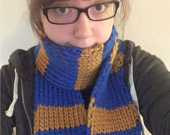 Ravenclaw Inspired Scarf