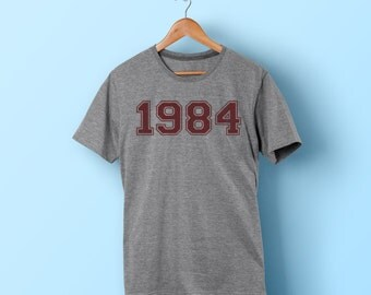 1984 Shirt - Orwellian 1984