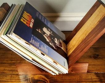 Custom Vinyl Record Stand