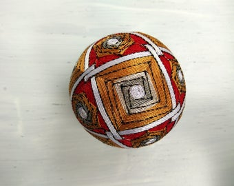 Temari Pattern God's eye Japanese souvenir