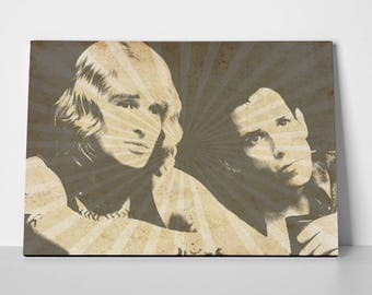 Zoolander Poster or Canvas | Limited Edition Zoolander Poster or Canvas