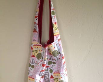 Organic Cotton Market Bag