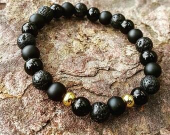Bracelet - Semiprecious stones