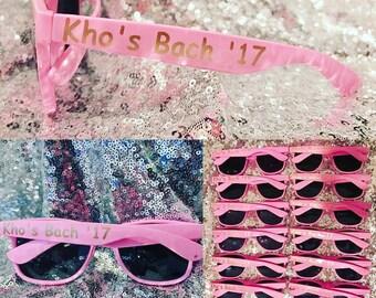 Customized bulk sunglasses- 10 pairs