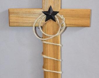 Wooden Cross 5063
