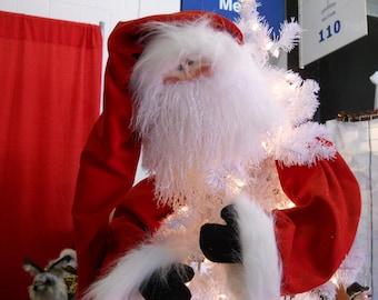 Tree Huger Santa