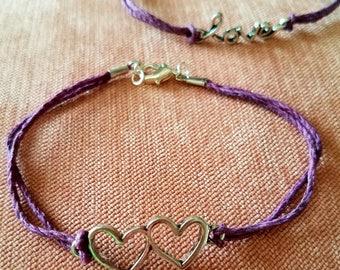 Hearts & Love Bracelets
