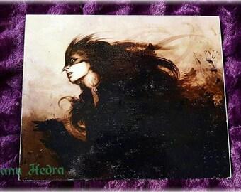 Box Morrigan Wicca