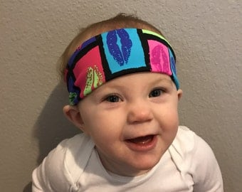 Pucker Up-kids stay put headband