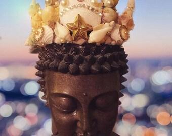 Mermaid Crown // Shell Crown // Festival Headdress // Tiara // Shell Wreath