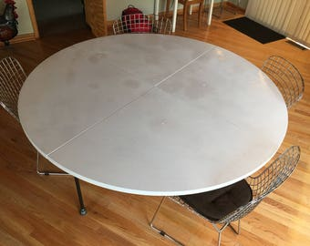 "Copper Table Top Cover 68"" diameter"