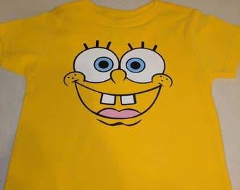 SpongeBob SquarePants tshirt