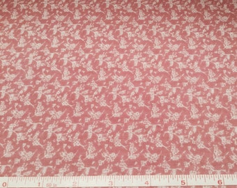 Pink/white Seven Star Fabric
