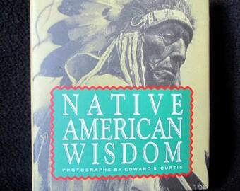 Native American Wisdom - Running Press Miniature Edition 1994