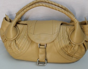Gloria Ho top handle purse