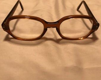 ROMCO BCG Birth Control Glasses Army Issue Vintage Eyewear Frames