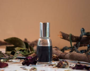 Witch in the City - Natural Oil Perfume, Agency Intuition Mood Perfume, Aromatherapy Perfume, Natural Fragrance