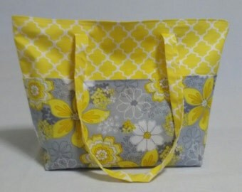 Tote, Bag, Purse, Handmade