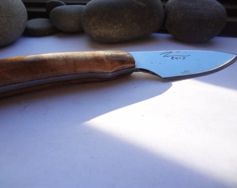 Hand-Forged hunting/EDC knife.