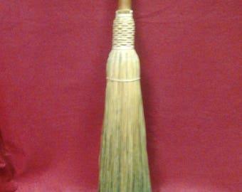 Vintage Handmade  Broom