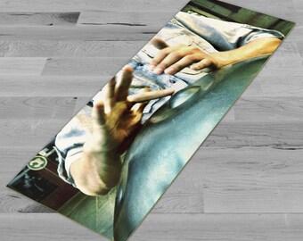 Hang Drum - Yoga Mat, Pilates Mat
