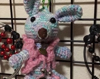 Mini crochet Bunny