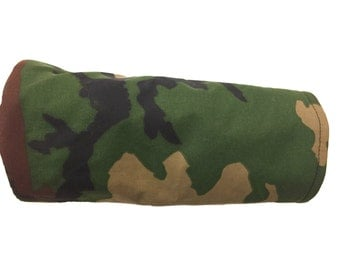 Military Golf Headcover, Golf Head Covers, Tactical Headcover, Golf Headcover, Personalized Golf Head Cover, Camo, Camouflage golf
