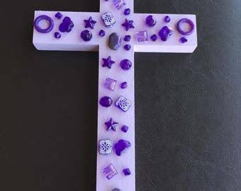 Handmade wooden crosses