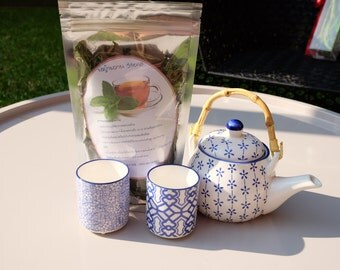 Stevia Tea, Natural Sweet Herbal Tea