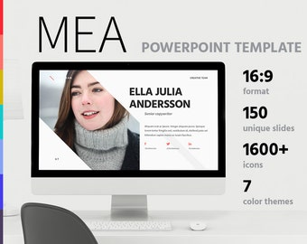 MEA – Powerpoint Template, Powerpoint Presentation Template, PPT presentation, PPT template, Business & Creative slides, ppt slideshow