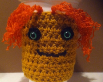 Monster Coffee Cup Cozy