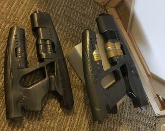 Starlords Guns Replica Prop