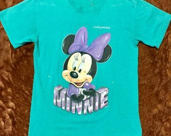 90s Minnie Mouse Vintage T shirt
