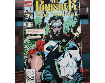 The Punisher War Journal 18 1988 1st Series