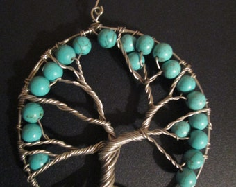 Tree of Life Ornament and Wall Hanging
