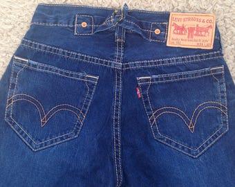 Jeans Levis femme vintage