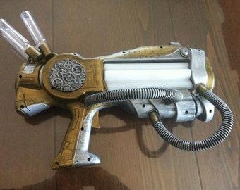 Steampunk gun typeC pistola