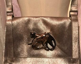 Vintage Cat Marlo purse