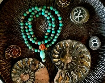 Throat Chakra Turquoise