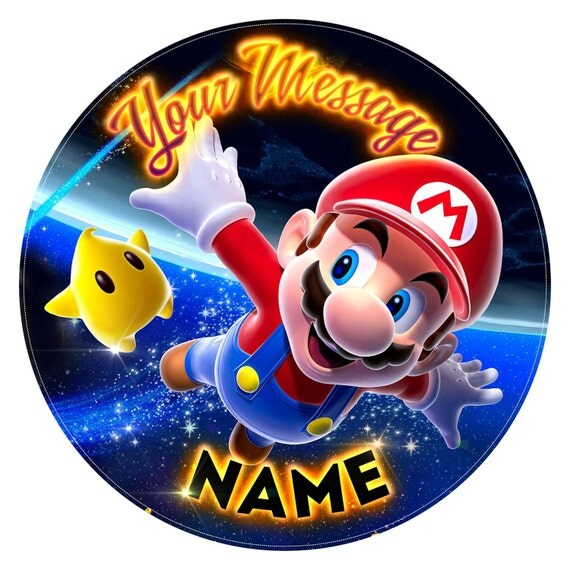 Paper Mario Soap Cake