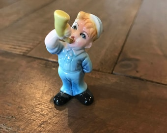Little Boy Blue Figurine