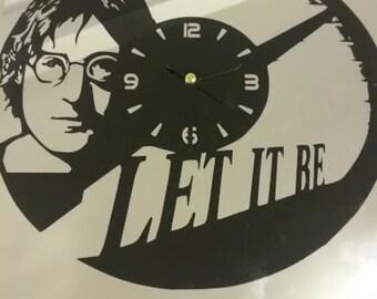 CLOCK JOHN LENNON