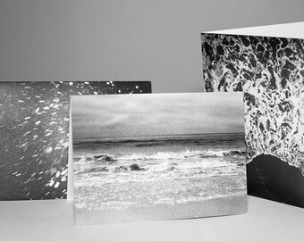 Black and White Film Photography Greeting Cards