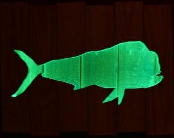 Mahi Mahi Fish Pallet
