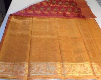 1. Rare High Quality Saree
