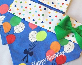 Birthday Scarf